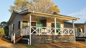 The Lakeview Villas are perfectly positioned, with beautiful views of Lake Somerset.