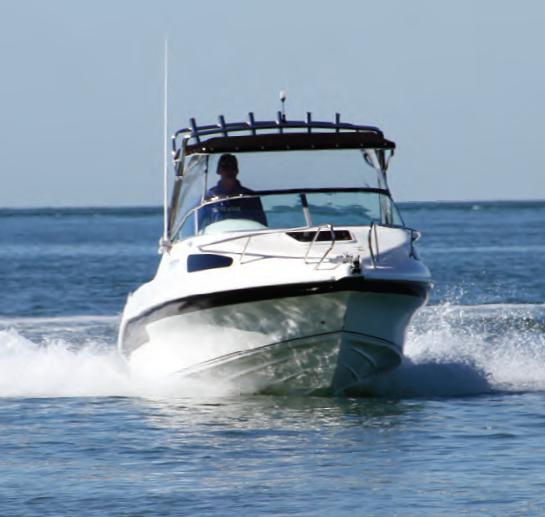 Quality upgrades to baysport 640 bush 39 n beach fishing for Round fishing boat