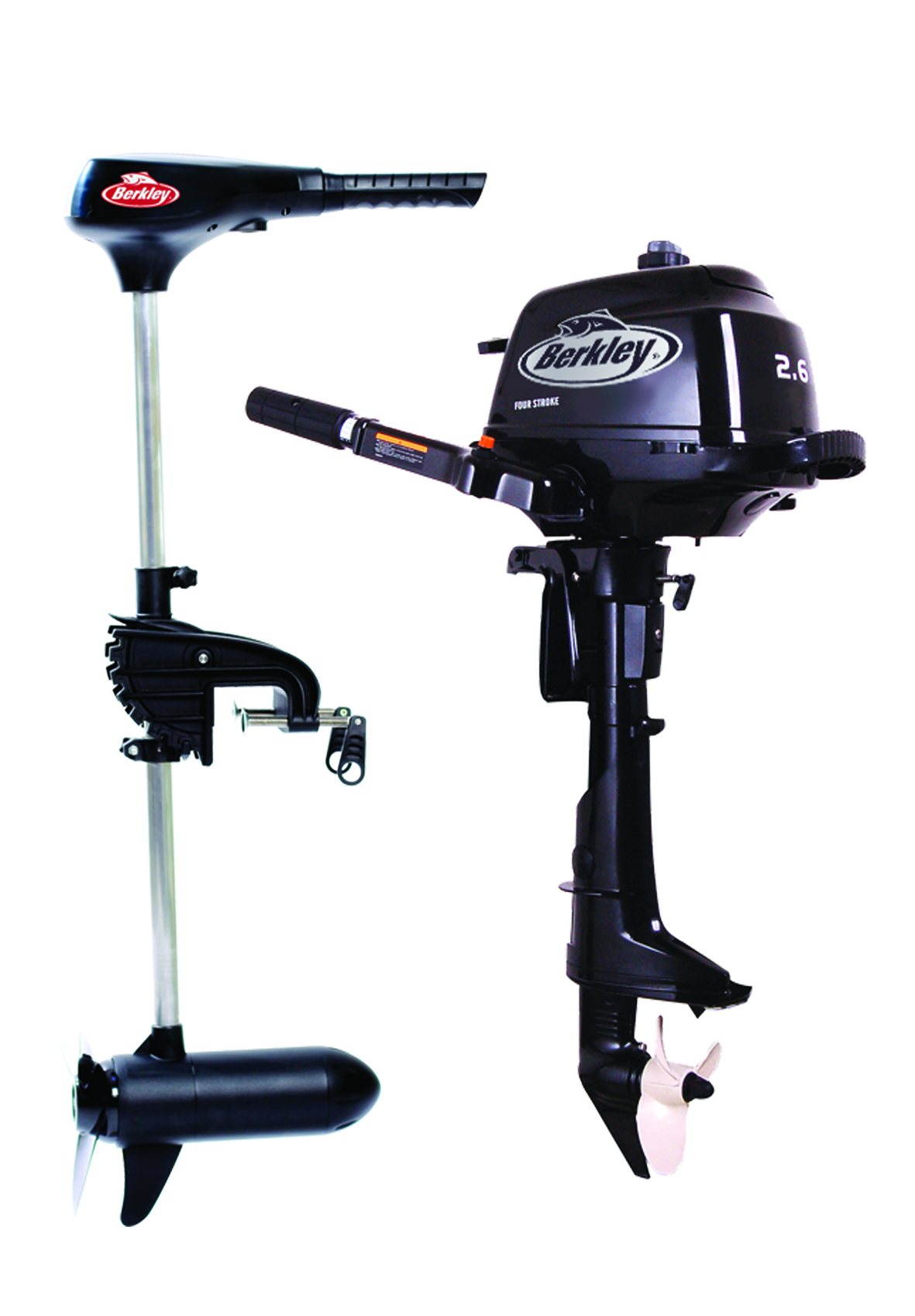 New Berkley Outboards and Trolling Motors - BNB Fishing Mag