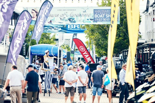 2018 Sanctuary Cove International Boat Show launched