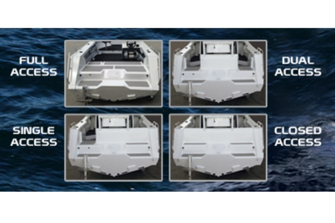 Sea-Rod 'Active Transom' Provides the Ultimate On-water Access