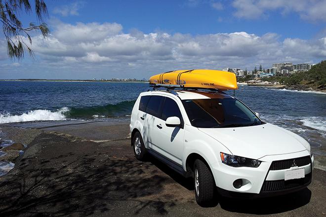 Tips on transporting kayaks