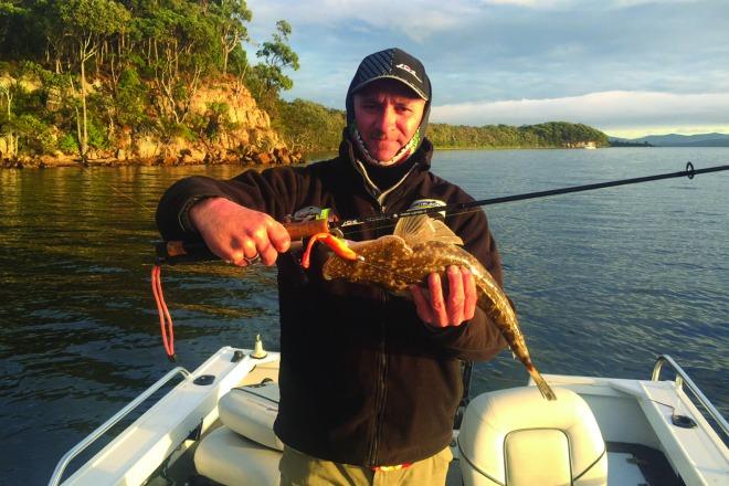 Targeting bream and flathead in lake macquarie bush 39 n for Fishing spots near me no boat