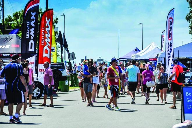 2016 Explore Australia Expo at Doomben