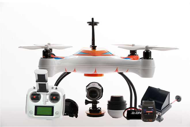 aguadrone ultimate kit