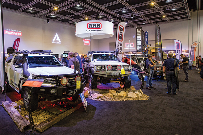 National 4×4 Outdoors Show, Fishing & Boating Expo