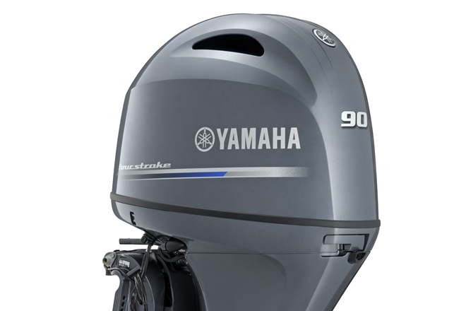 yamaha f90 new