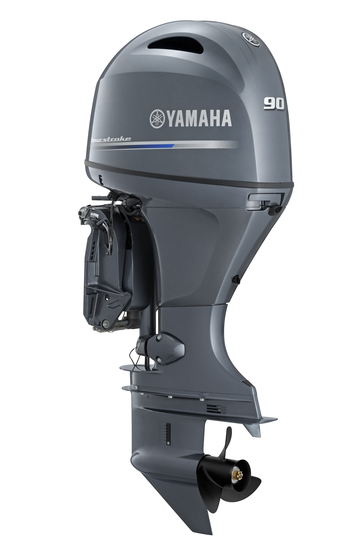 yamaha f90 new 2016