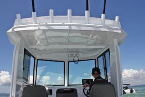 formosa 660 tomahawk offshore hardtop 1