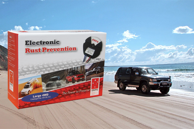 Protect your car from rust with Electronic Rust Prevention Systems