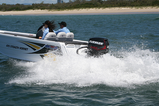 Evinrude new generation E-TEC G2 models