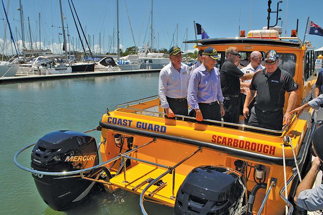 Coast Guard Redcliffe
