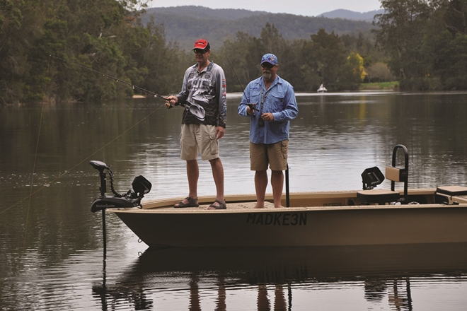 Tuross Head Flathead & Bream Tournament shines with support from MotorGuide