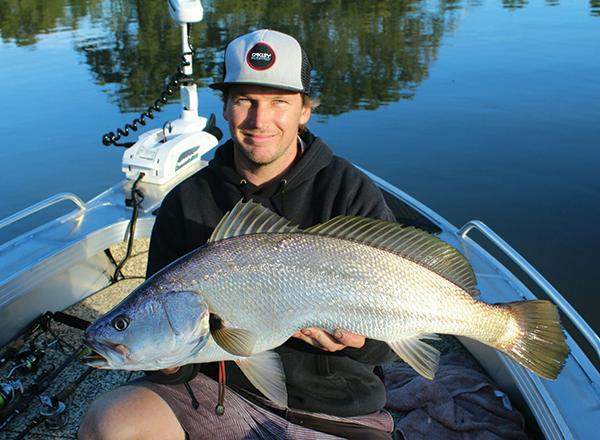 fishing southeast Queensland