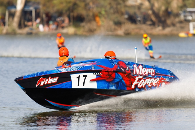 Mercury wishes Aussie team every success at World Water Ski Champs