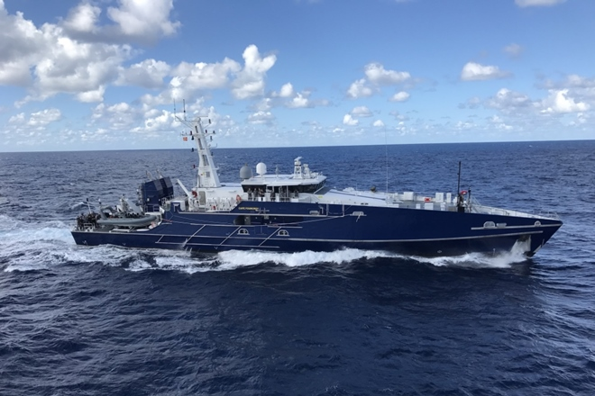 Successful multi-lateral operation targets illegal foreign fishers