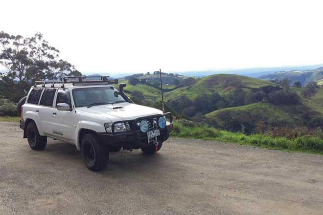 Basics of buying a second-hand 4WD
