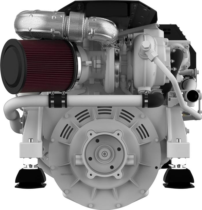 mercury diesel 6.7