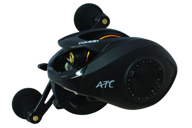 ATC Combat baitcaster reel