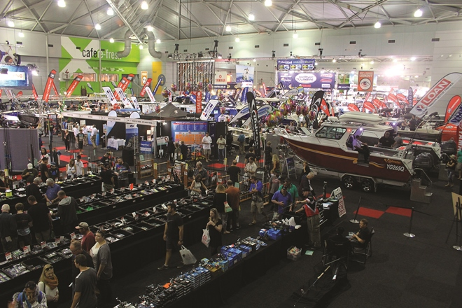 Plenty on offer at Brisbane Boat Show