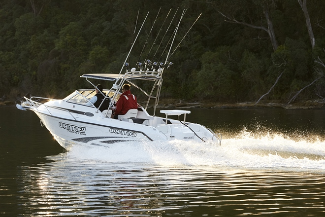 Whittley Boats head to Queenscliff Harbour for boat show weekend