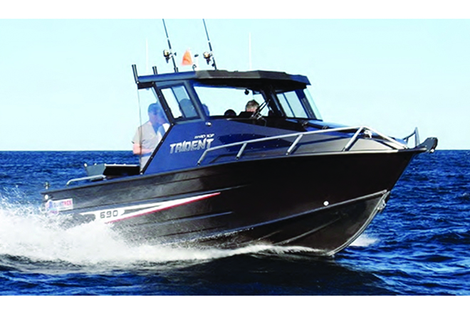 caloundra marine quintrex tident