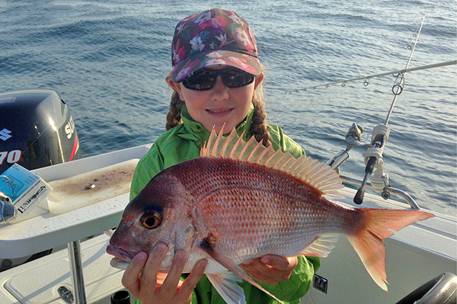 happy fishers snapper gold coast