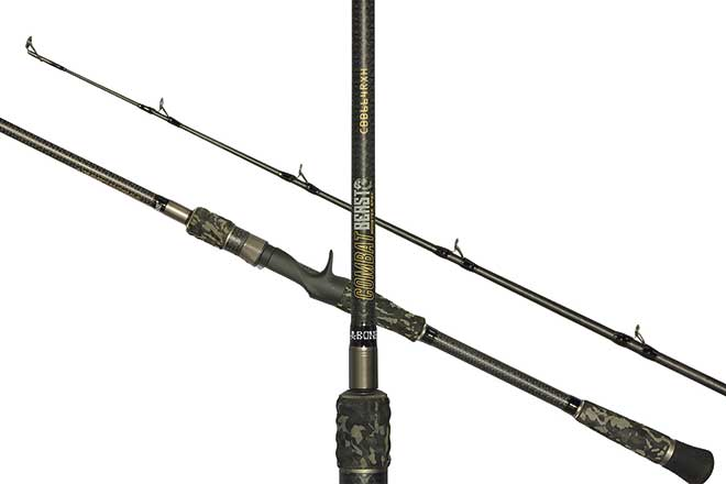 Wilson Bone Combat Beast four-piece travel rod