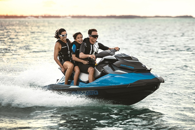 New Sea-Doo platform brings the rider experience to the next level