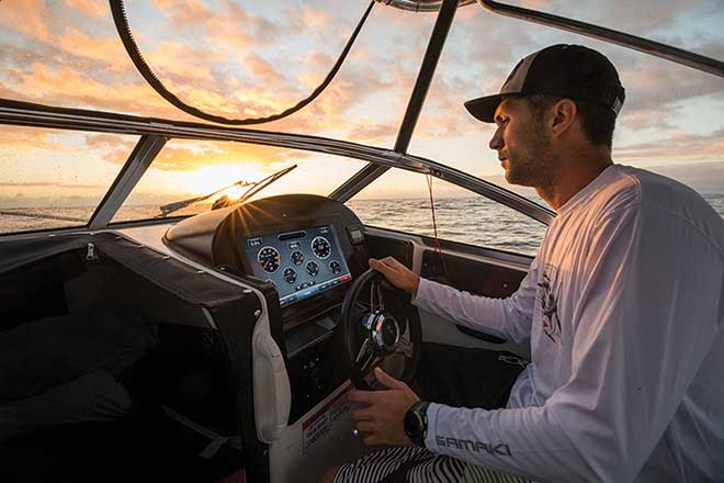 Whittley boats power up with new management system - Bush 'n Beach Fishing Magazine