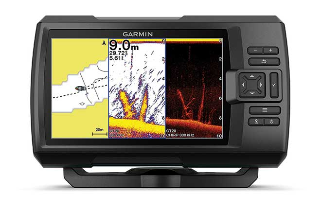 New features for Garmin STRIKER Plus series