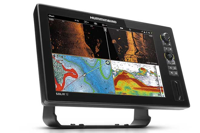 Humminbird SOLIX now available in Australia
