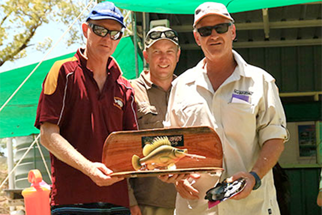 2018 boondooma yellowbelly fishing comp