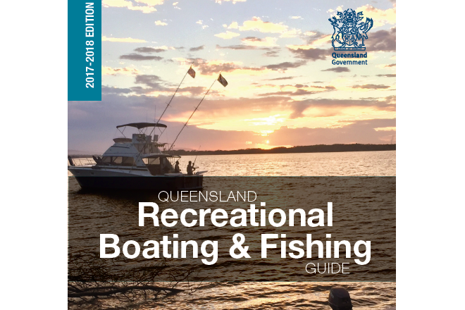 New Queensland Recreational Boating and Fishing Guide now available