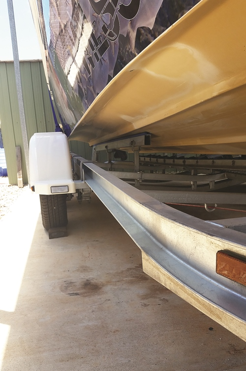seatrail boat trailers brisbane