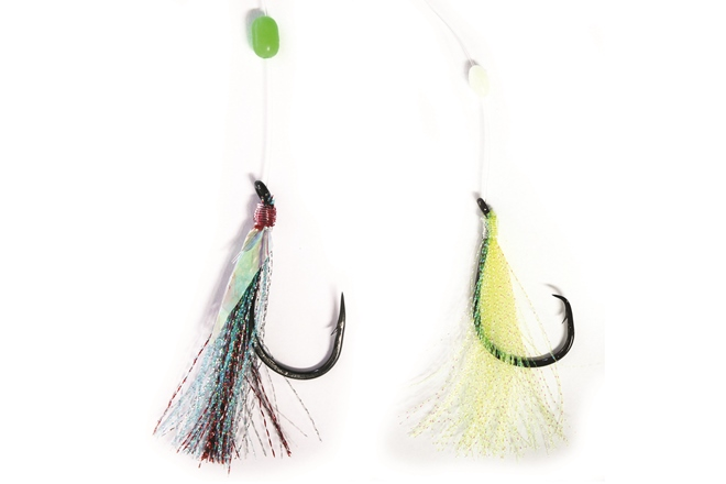Mustad UltraPoint Flasher rigs