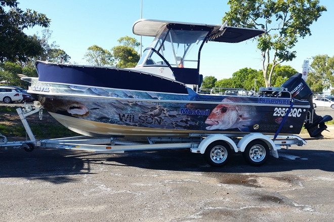 SeaTrail delivers terrific boat trailers