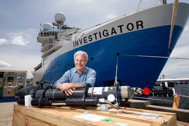 CSIRO dives deeper than ever for climate answers