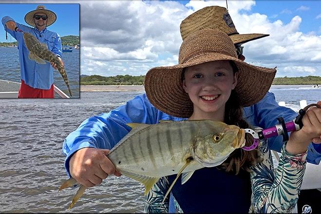 fish noosa river