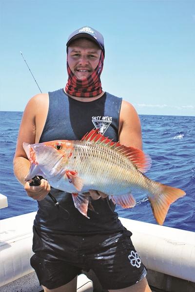 1770 fishing trip redthroat