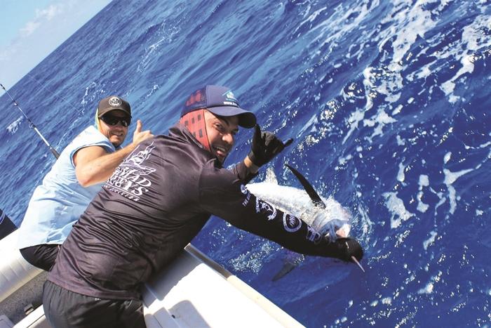 1770 fishing trip black marlin