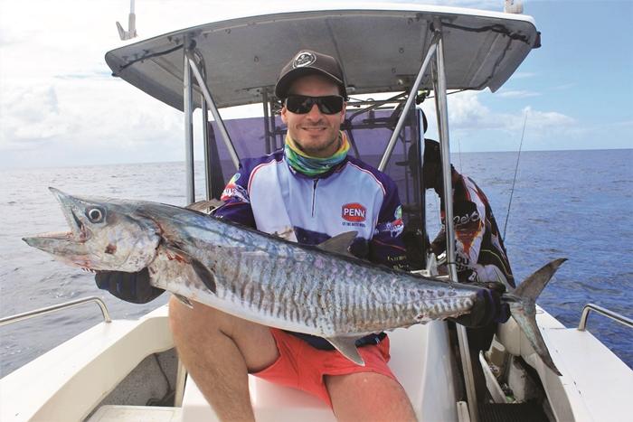 1770 fishing trip spanish mackerel