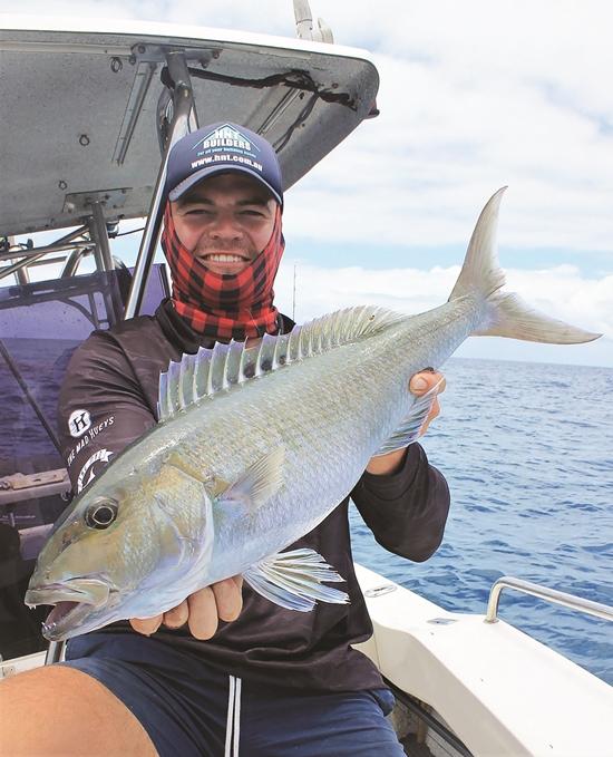 1770 fishing trip green jobfish