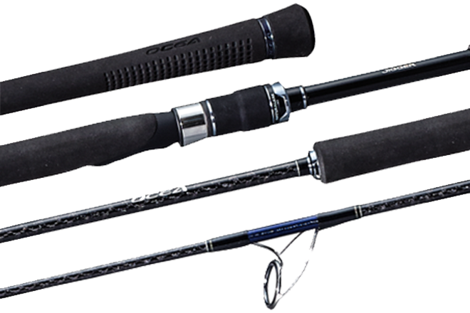 shimano ocea jigger rods