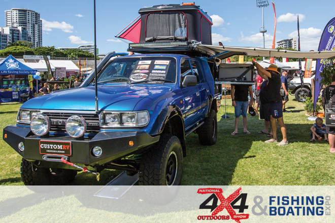 National 4x4 Outdoors Show, Fishing & Boating Expo 2018