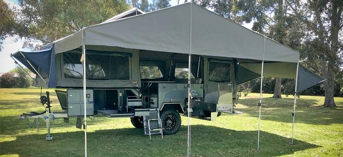 camping camper