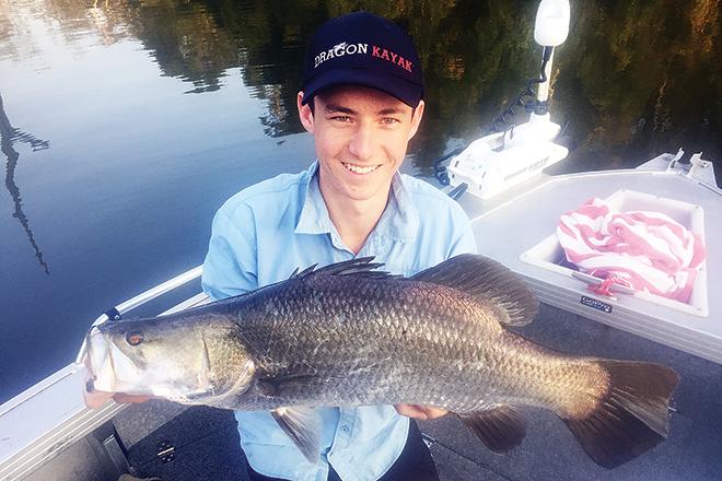 lake monduran fishing barra
