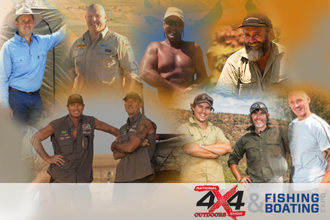 Guest speakers set to stir adventurous spirit at Brisbane 4×4 Show