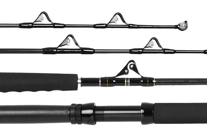 Shimano Backbone Elite rods