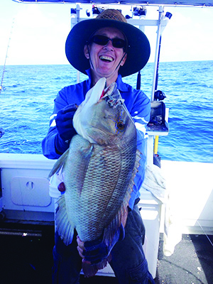 fishing days bundaberg